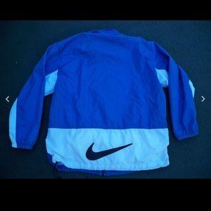 Vintage Nike Track Running Coat Jacket Men's XL